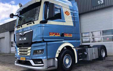 Sipma Transport Rolde MAN New TGX 18.430 4x2 BL