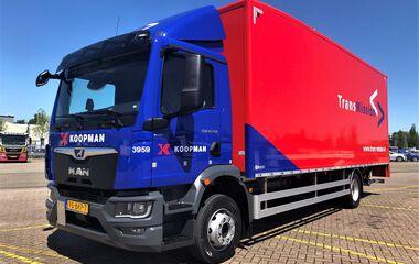Koopman TransMission MAN TGM 12.250 BL
